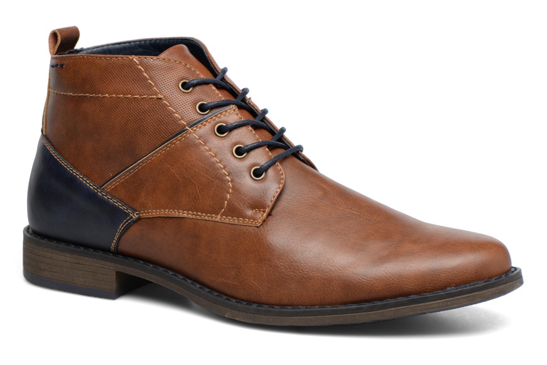 I Love Shoes SIMEON (Marron) - Bottines et boots chez Sarenza (298469)