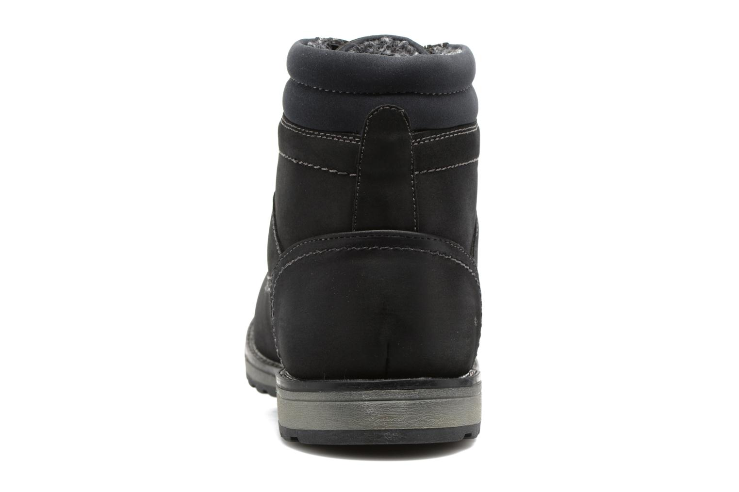 Ankle boots I Love Shoes SANDRIC Black view from the right