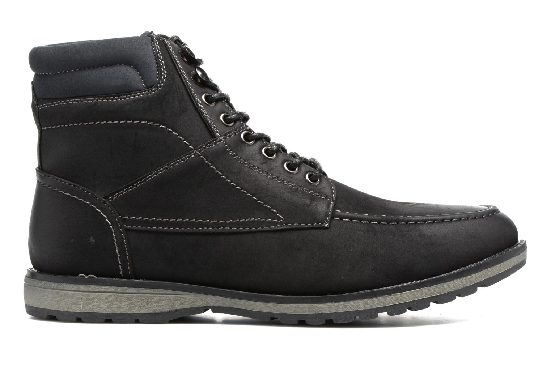 Boots en enkellaarsjes I Love Shoes SANDRIC Zwart achterkant