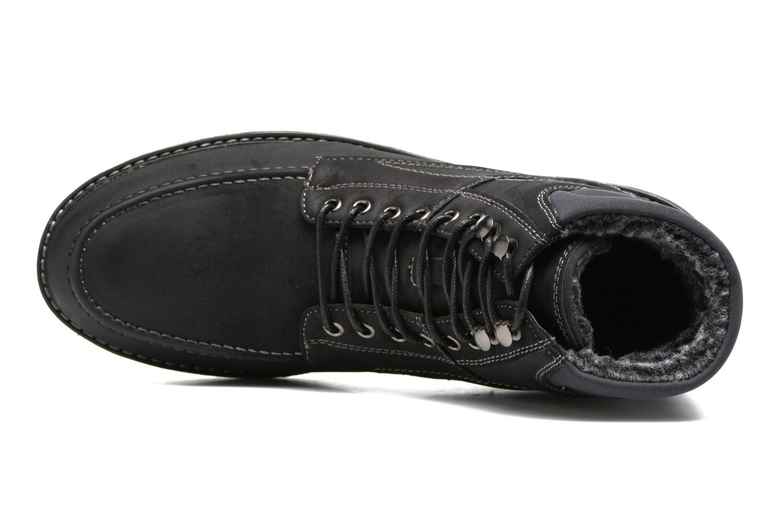 Bottines et boots I Love Shoes SANDRIC Noir vue gauche
