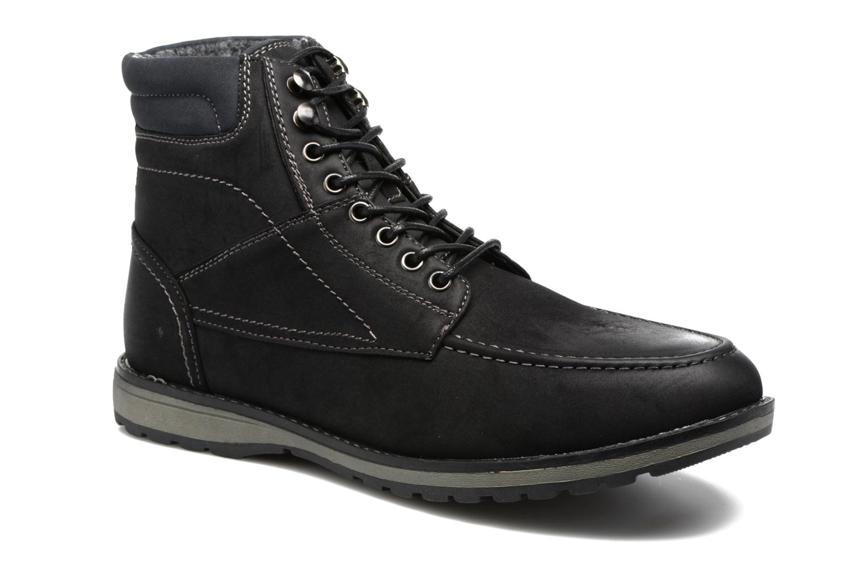 Botines  I Love Shoes SANDRIC Negro vista de detalle / par