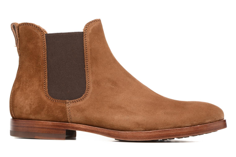 Bottines et boots Polo Ralph Lauren Dillian II Marron vue derrière