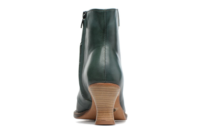 Bottines et boots Neosens ROCOCO S843 Vert vue droite
