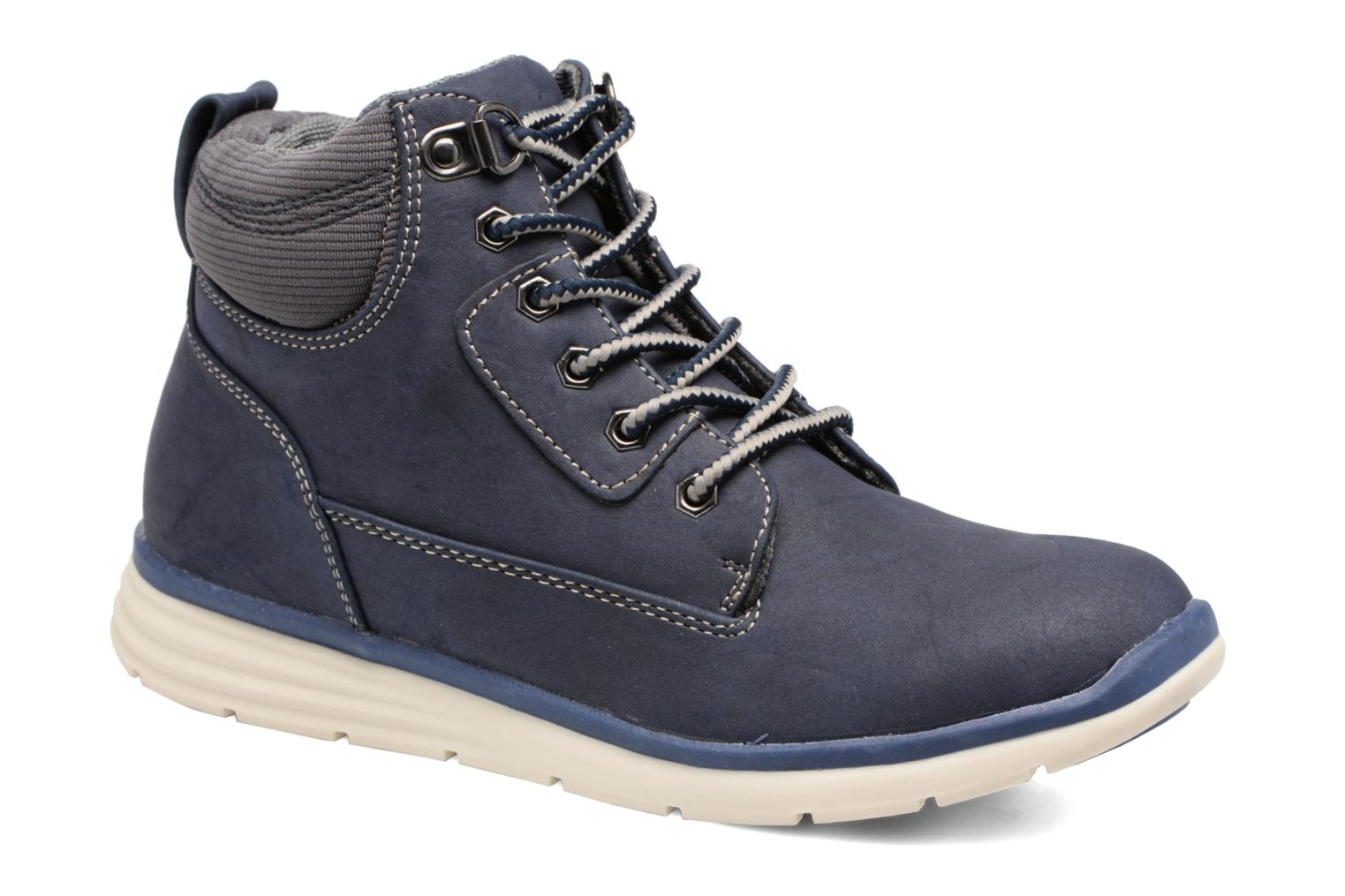 Bottines et boots I Love Shoes FANCIN Bleu vue détail/paire
