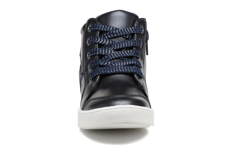Sneakers I Love Shoes FIDAN Azzurro modello indossato