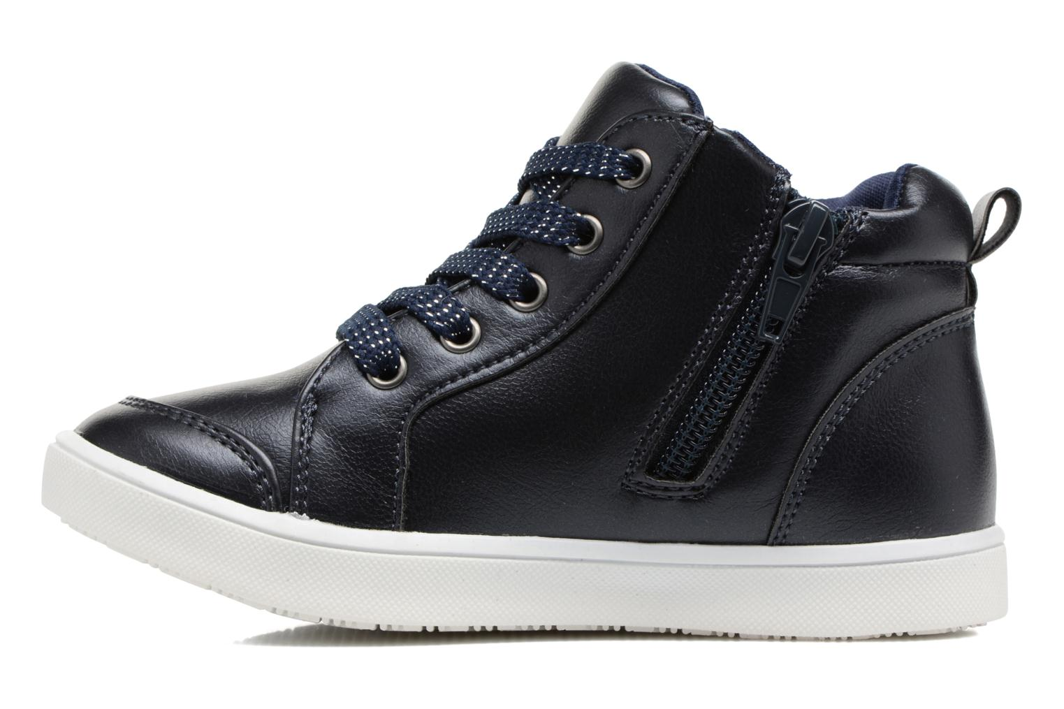 Trainers I Love Shoes FIDAN Blue front view