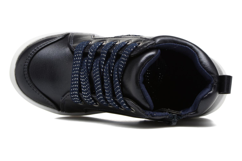 Sneaker I Love Shoes FIDAN blau ansicht von links