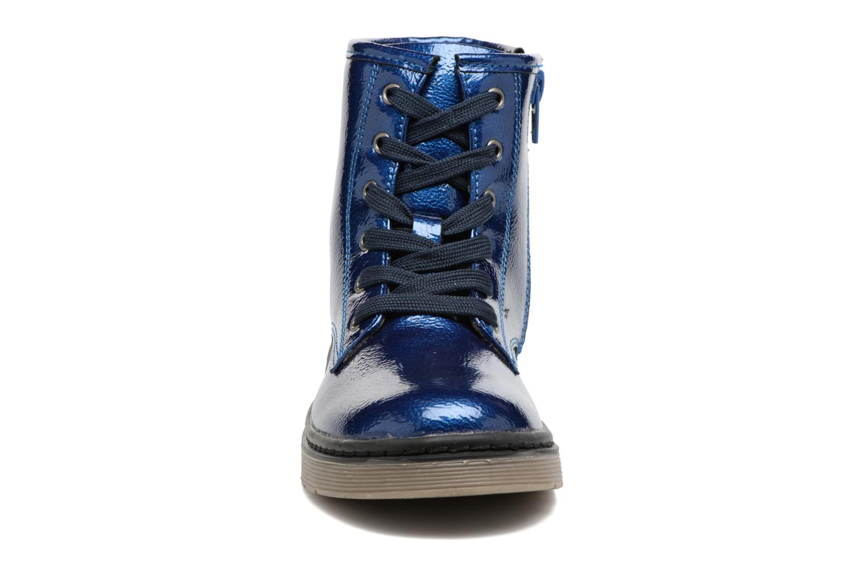 Bottines et boots I Love Shoes FRANCETTE Bleu vue portées chaussures