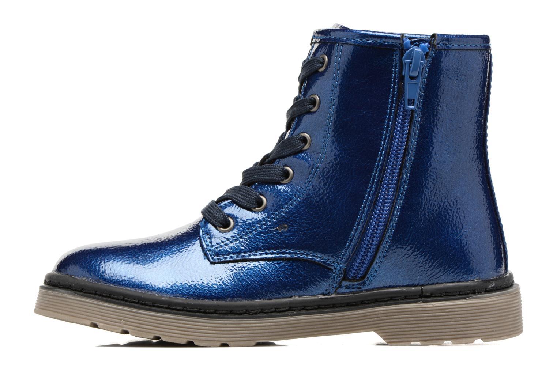 Stiefeletten & Boots I Love Shoes FRANCETTE blau ansicht von vorne