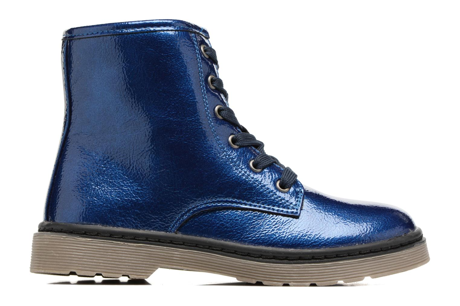 Ankle boots I Love Shoes FRANCETTE Blue back view