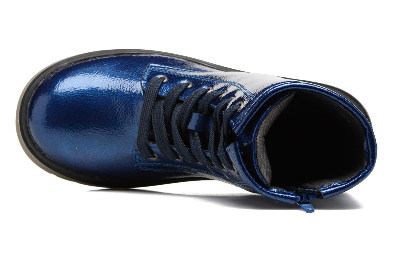 Botines  I Love Shoes FRANCETTE Azul vista lateral izquierda