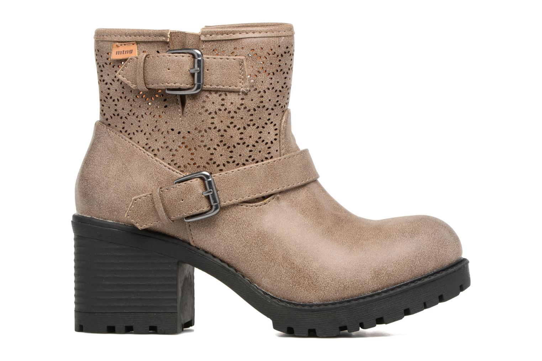 Bottines et boots MTNG Suevo 52469 Beige vue derrière