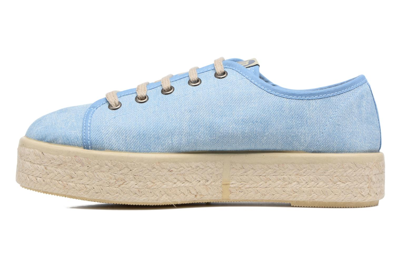 Sneakers MTNG Tejano 69733 Blauw voorkant