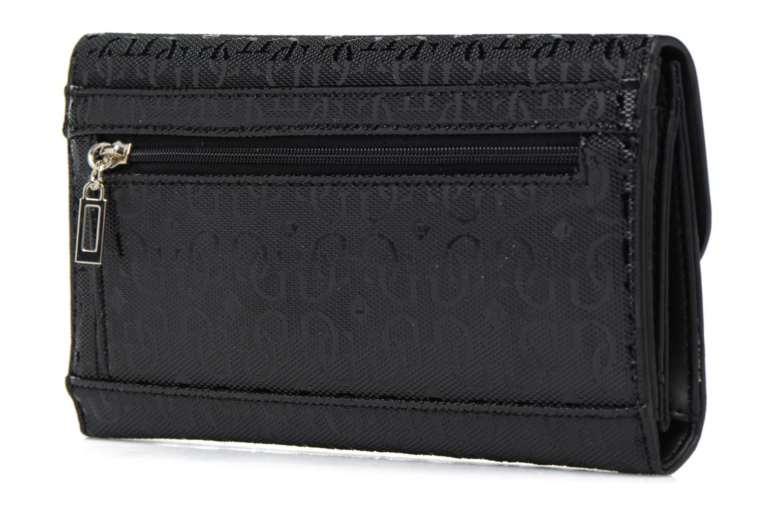 Portefeuille Multi Clutch Flutter BLACK-BLA