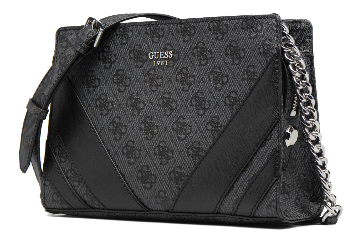Crossbody Top Zip Slater COAL-COA