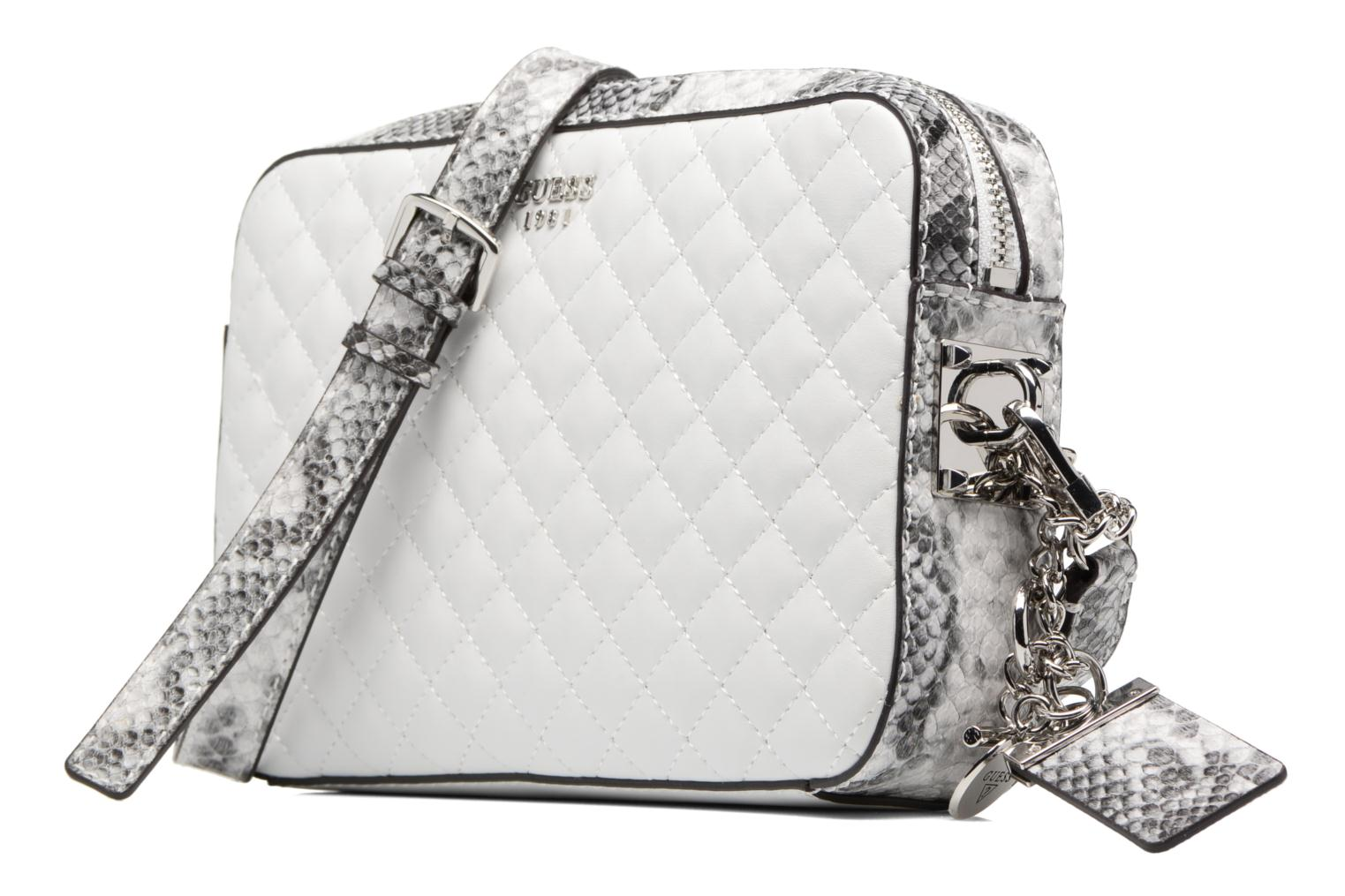Crossbody Top Zip Rochelle WHITE MULTI-WML