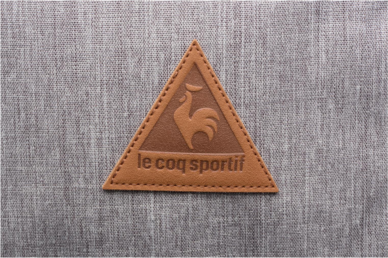 Scolaire Le Coq Sportif Sac à dos 2 compartiments Bleu vue gauche