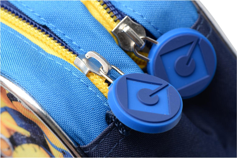 Trousse double Bleu