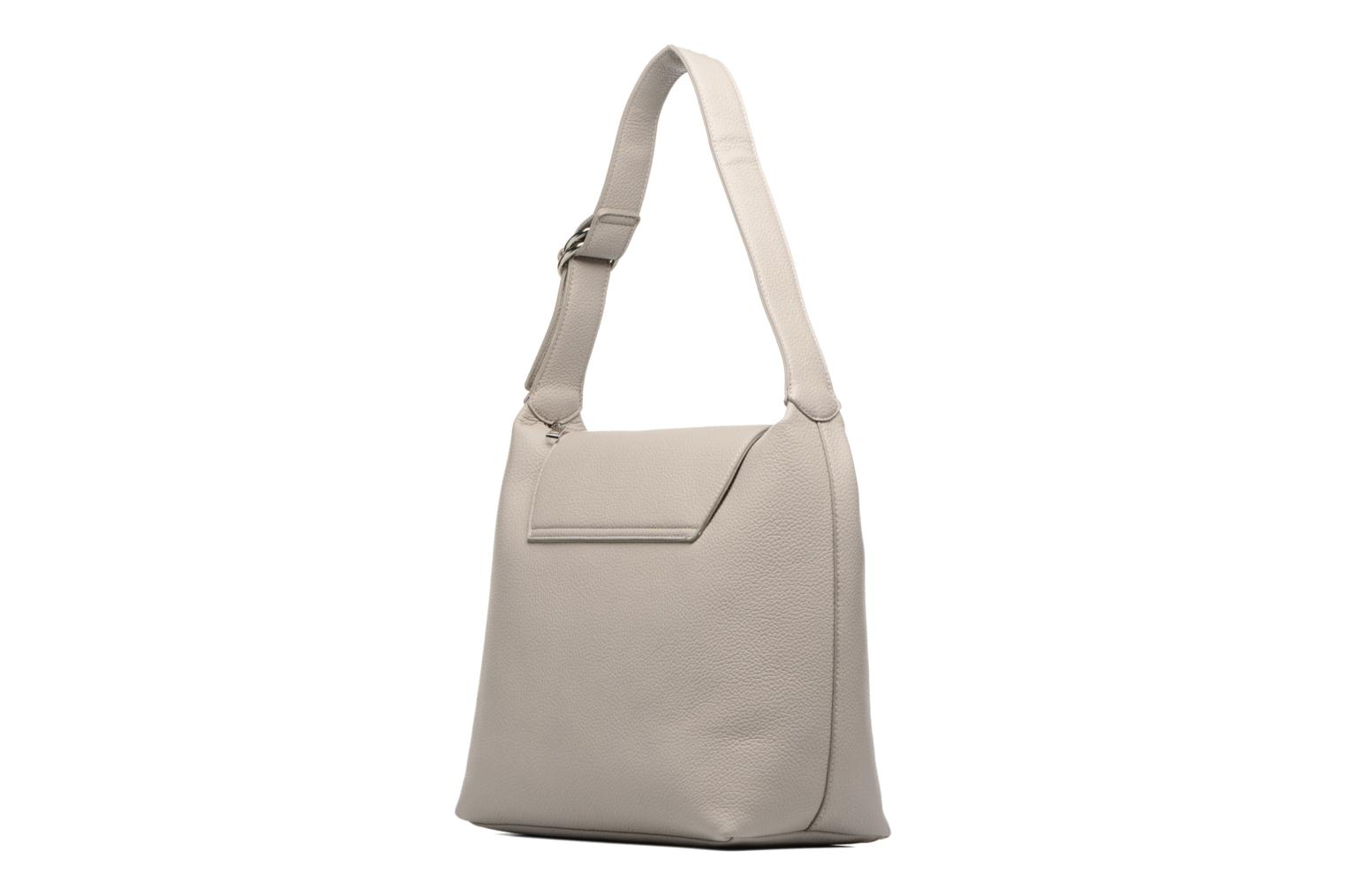 Handbags Esprit Tilda hobo Grey view from the right