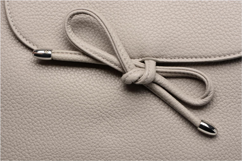 Handtaschen Esprit Tilda hobo grau ansicht von links