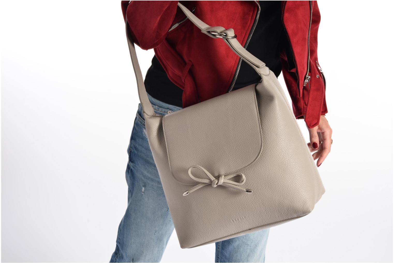 Handbags Esprit Tilda hobo Grey view from above