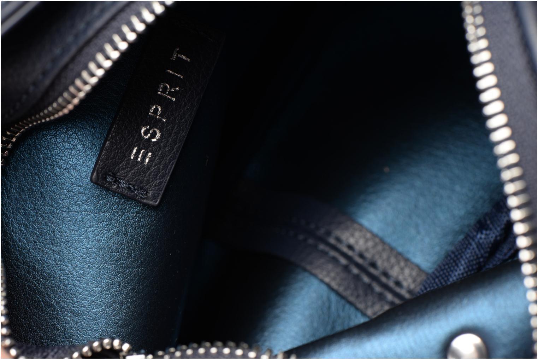 Sacs à main Esprit Tyra Shoulderbag Bleu vue derrière