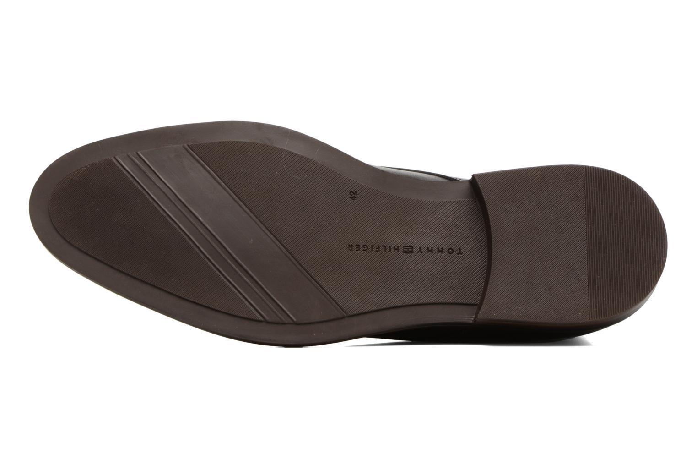 Chaussures à lacets Tommy Hilfiger Daytona 2A Marron vue haut