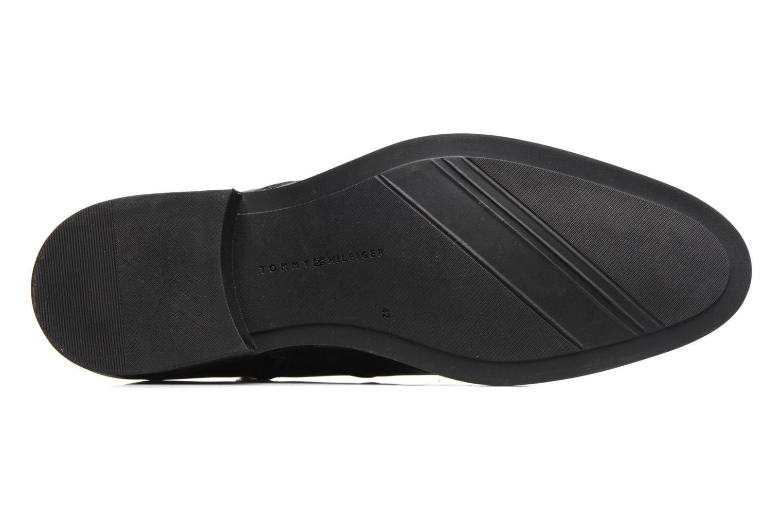 Bottines et boots Tommy Hilfiger Daytona 4A Noir vue haut