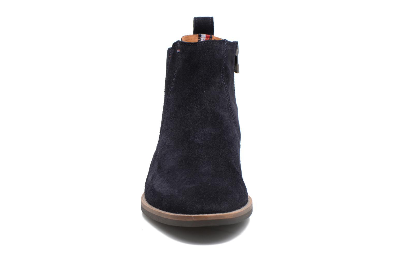 Bottines et boots Tommy Hilfiger Daytona 4B Bleu vue portées chaussures