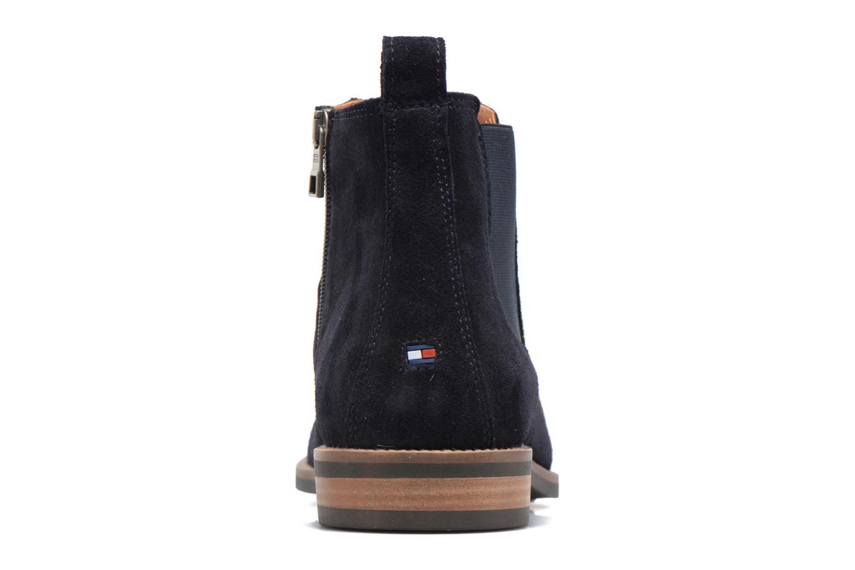 Bottines et boots Tommy Hilfiger Daytona 4B Bleu vue droite