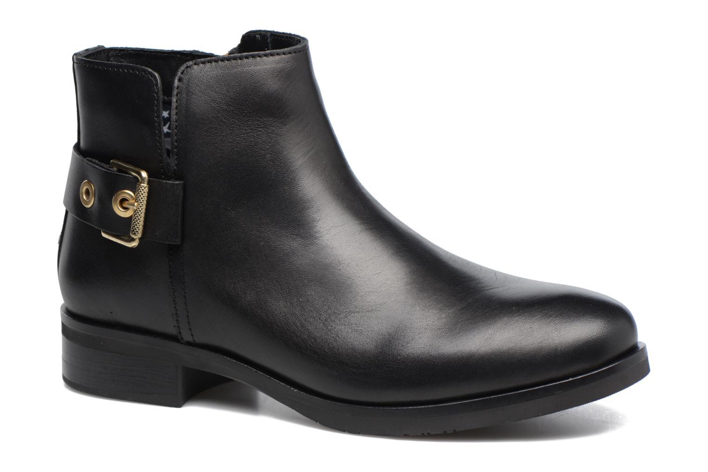 Boots en enkellaarsjes Tommy Hilfiger Tessa 1A Zwart detail