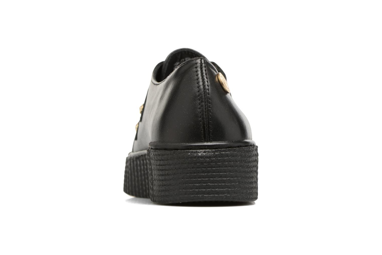 Gigi Hadid Creeper Shoe Black