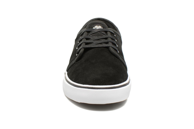 Baskets Element Darwin Noir vue portées chaussures