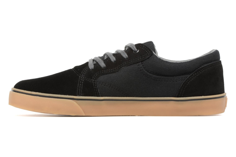 Sneakers Element Wasso Zwart voorkant