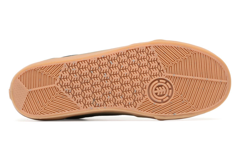 Sneakers Element Wasso Nero immagine dall'alto