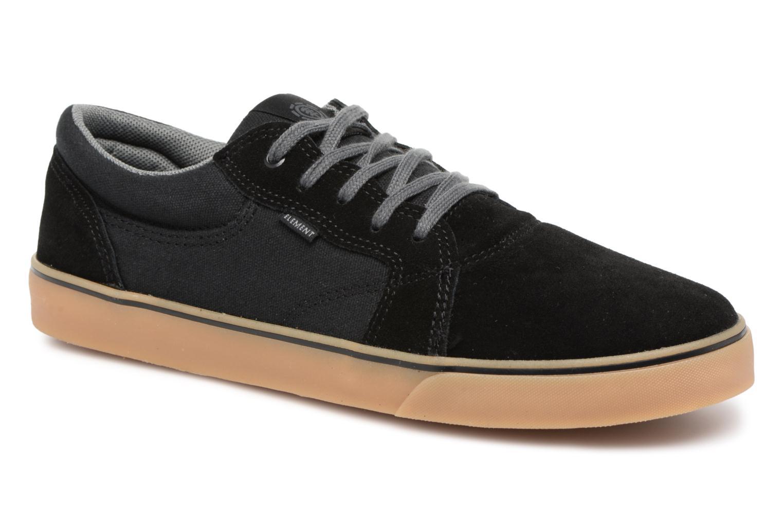Sneakers Element Wasso Zwart detail