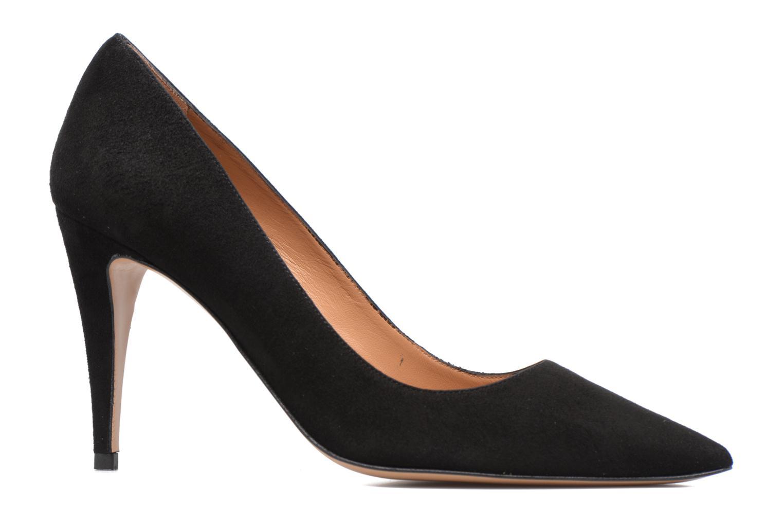 Zapatos de tacón Pura Lopez ZAAK117 Negro vistra trasera