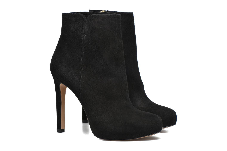 Boots en enkellaarsjes Pura Lopez BNAJ263 Beige 3/4'