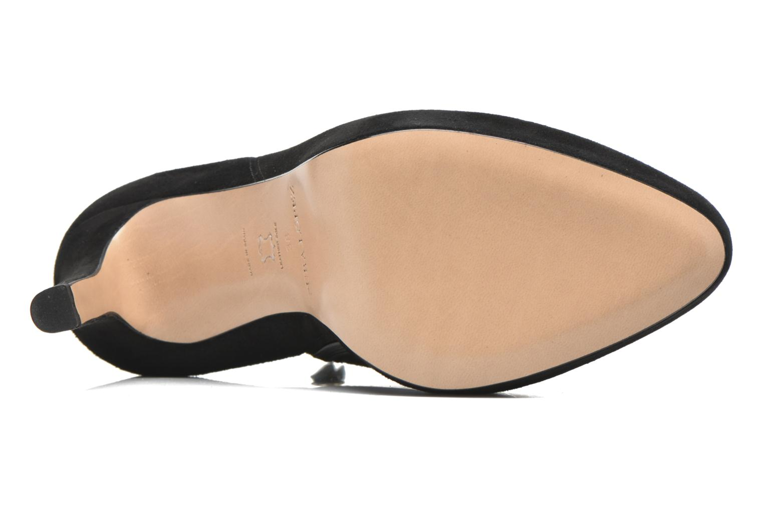 Ankle boots Pura Lopez BNAJ263 Beige view from above