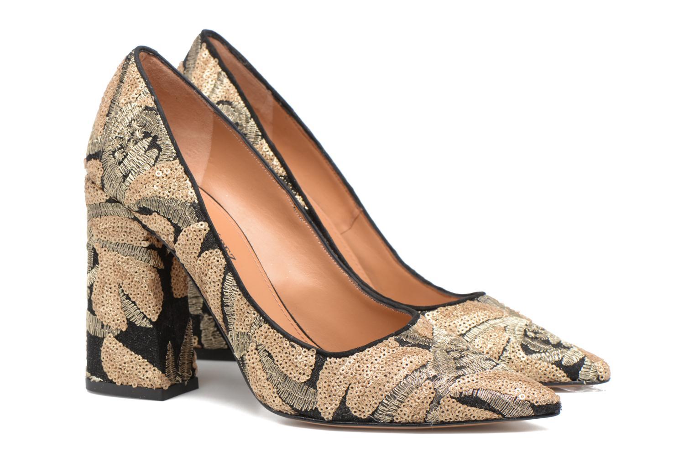 Zapatos de tacón Pura Lopez ZAAJ200B Multicolor vista 3/4