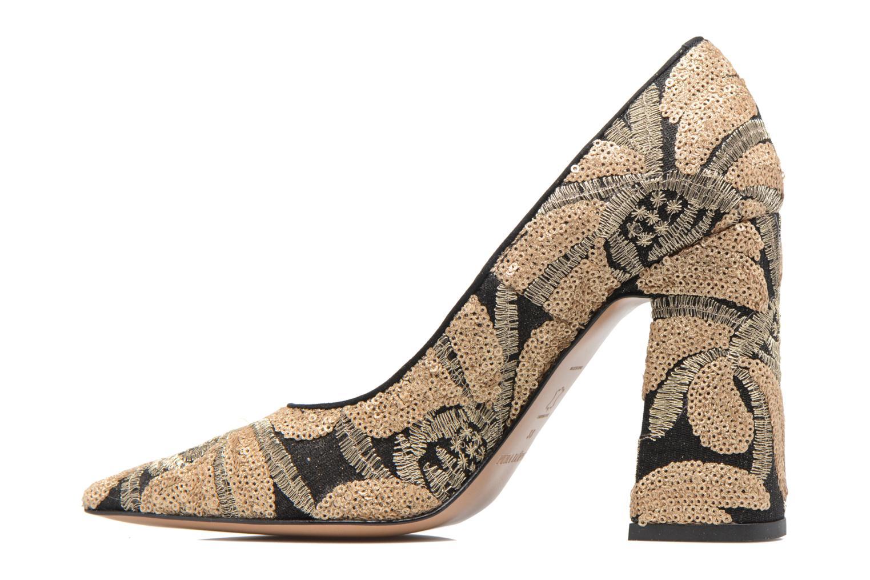 High heels Pura Lopez ZAAJ200B Multicolor front view