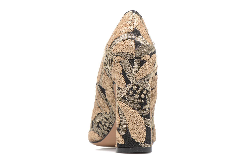 Zapatos de tacón Pura Lopez ZAAJ200B Multicolor vista lateral derecha
