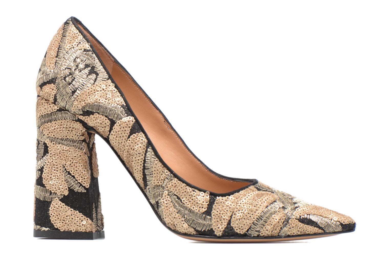 High heels Pura Lopez ZAAJ200B Multicolor back view