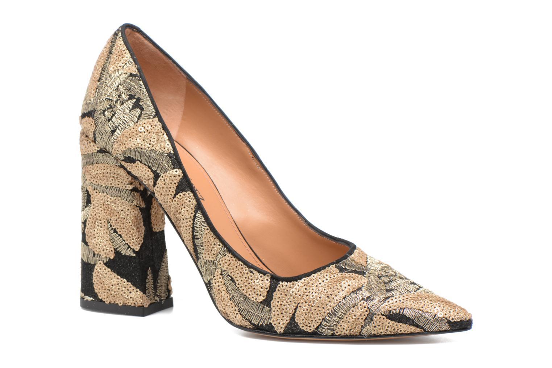 High heels Pura Lopez ZAAJ200B Multicolor detailed view/ Pair view