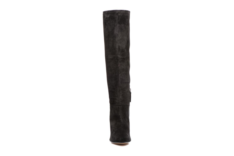 Bottes Pura Lopez BOAJ395 Noir vue portées chaussures