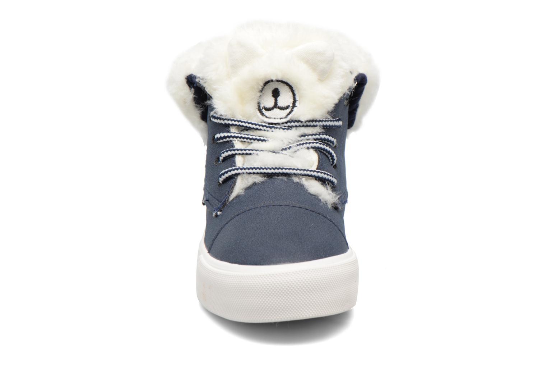 Sneakers I Love Shoes THULYE Azzurro modello indossato