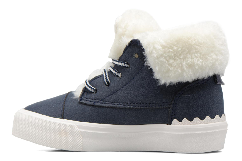 Sneakers I Love Shoes THULYE Azzurro immagine frontale