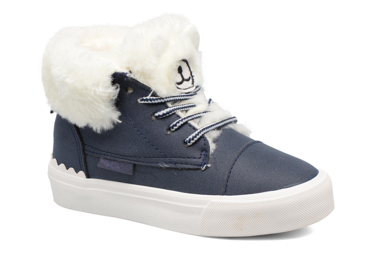 Sneakers I Love Shoes THULYE Blå detaljeret billede af skoene