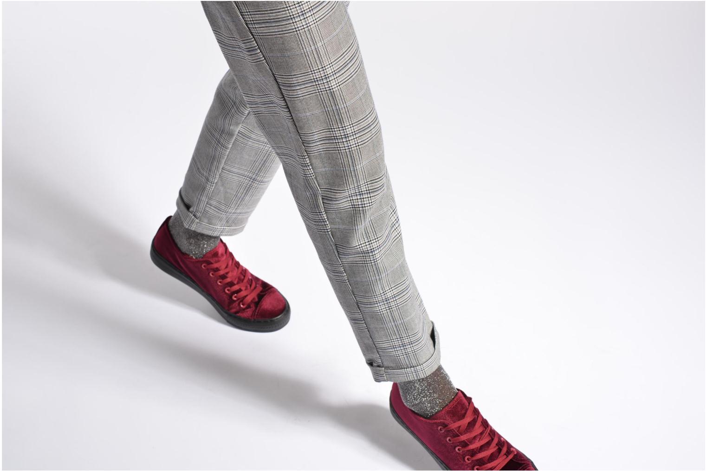 Sneakers I Love Shoes THYSAL Bordeaux se forneden