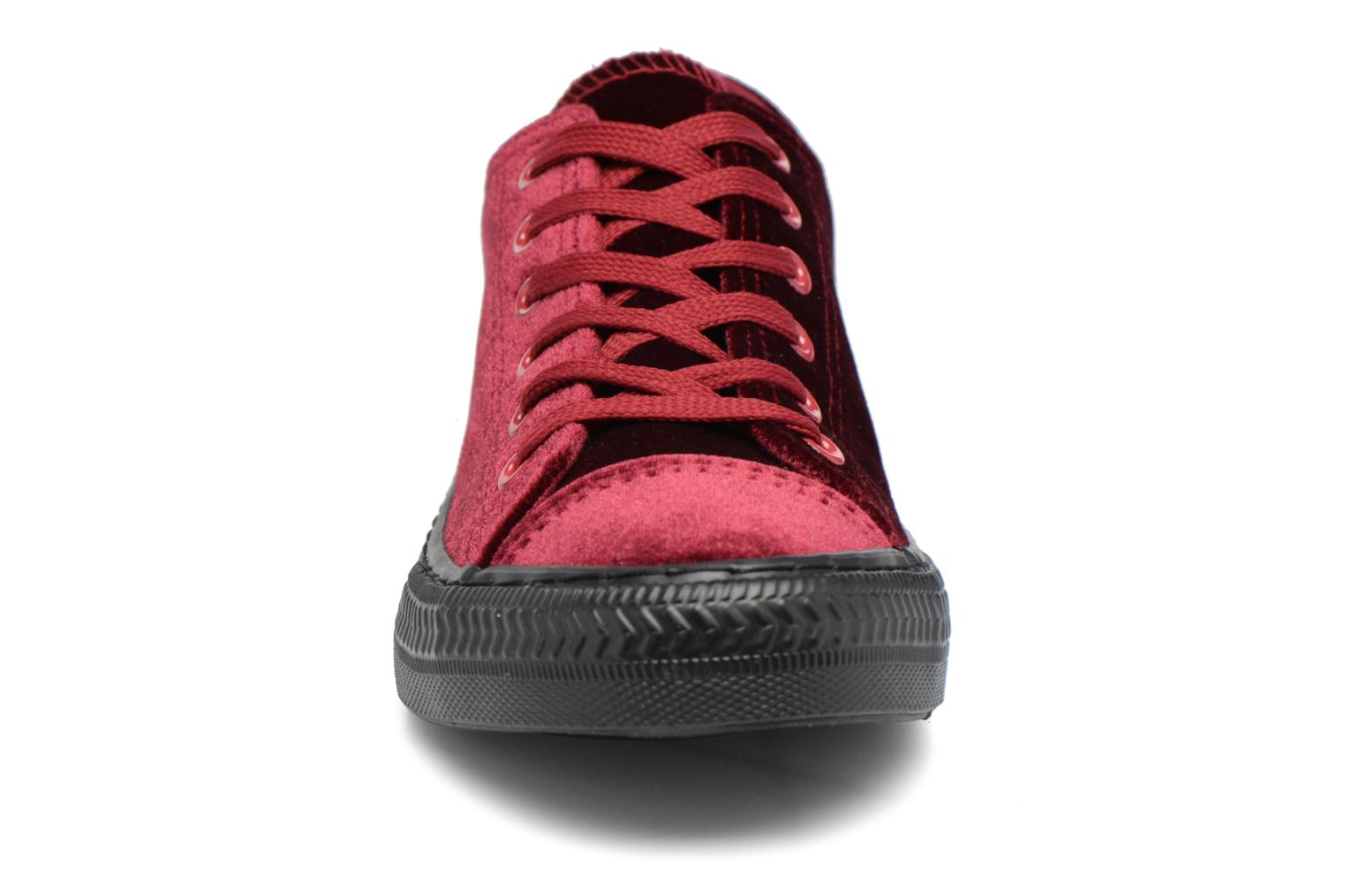 Trainers I Love Shoes THYSAL Burgundy model view